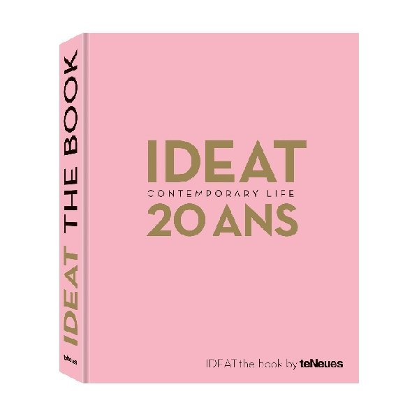 Ideat - 20 Ans Coffee Table Book - Boutique Marie Dumas