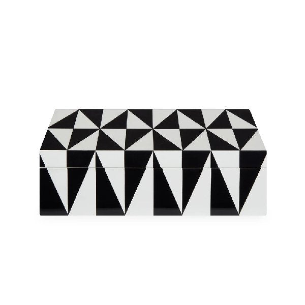 Jonathan Adler Op Art Box - Medium - Boutique Marie Dumas