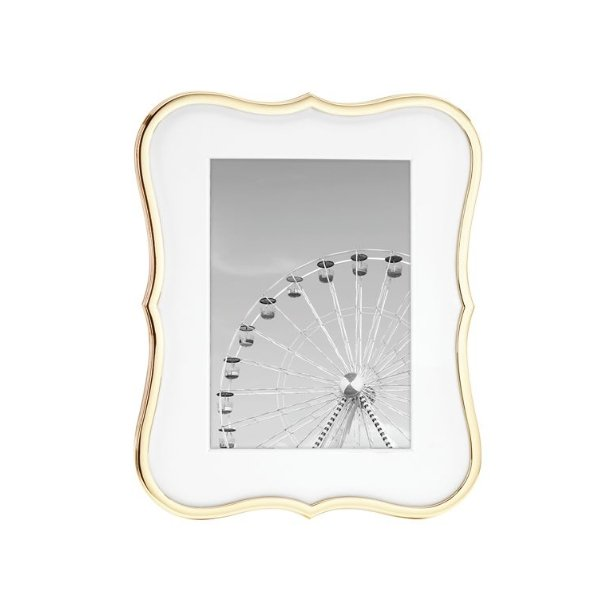 Kate Spade Crown Point Gold 5x7 Frame - Boutique Marie Dumas