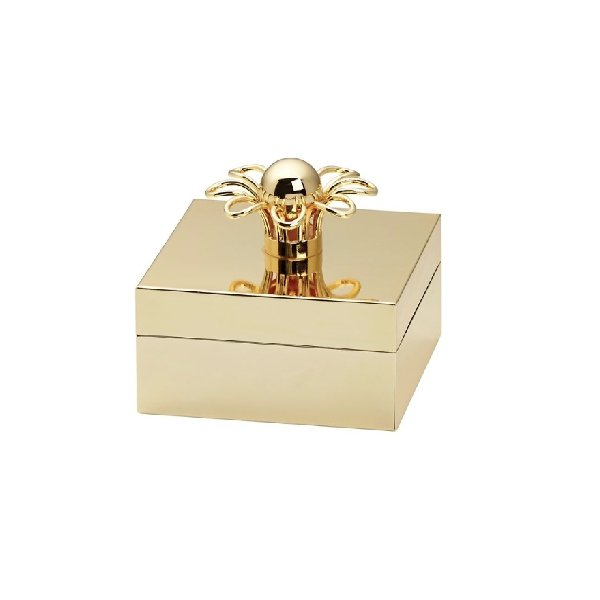 Kate Spade Keaton Jewelry Box - Gold - Boutique Marie Dumas