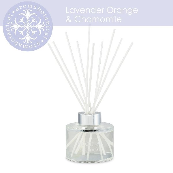 Lavender, Orange & Chamomille Reed Diffuser - Boutique Marie Dumas