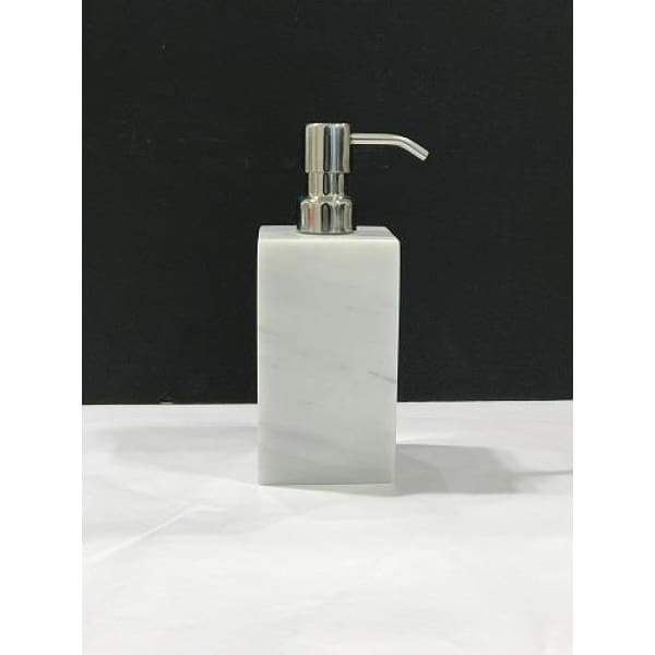 Marble Lotion Dispenser - Boutique Marie Dumas