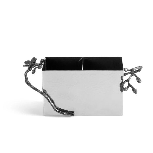 Michael Aram Black Orchid Cutlery Holder - Boutique Marie Dumas