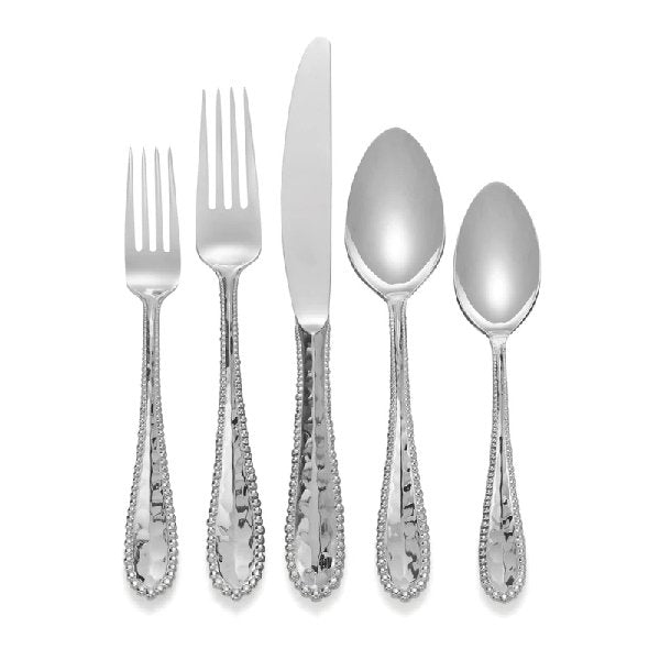 Michael Aram Molten 5 Piece Flatware Set - Boutique Marie Dumas