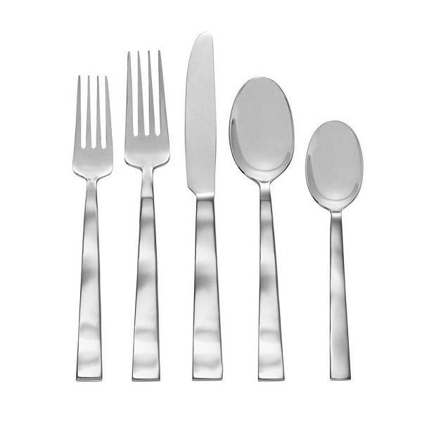 Michael Aram Ripple Effect 5 Piece Flatware Set - Boutique Marie Dumas