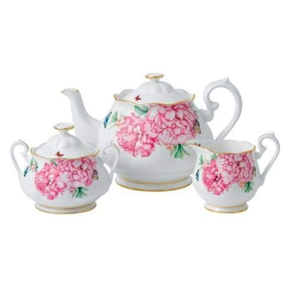 Miranda Kerr Friendship 3-Piece Tea Set - Boutique Marie Dumas