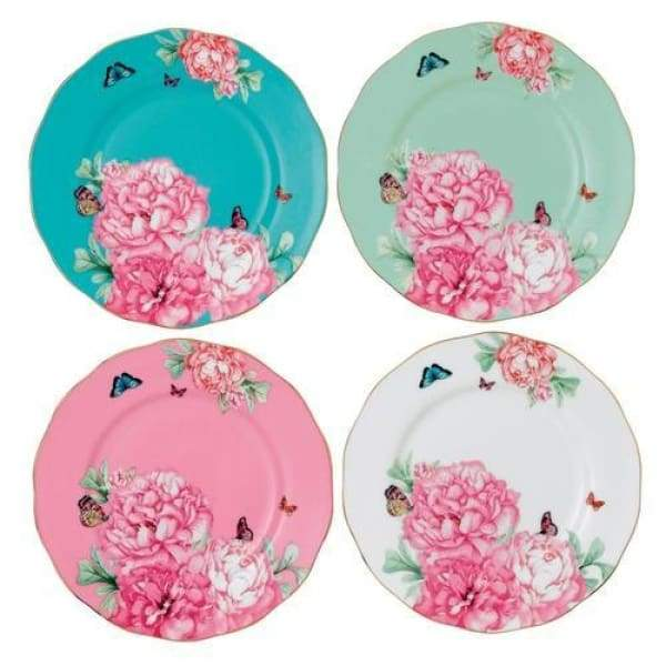Miranda Kerr Friendship Accent Plates, S/4 - Boutique Marie Dumas