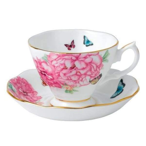 Miranda Kerr Friendship Teacup & Saucer - Boutique Marie Dumas