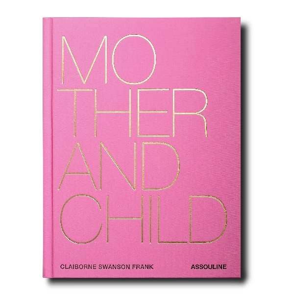 Mother and Child Coffee Table Book - Boutique Marie Dumas