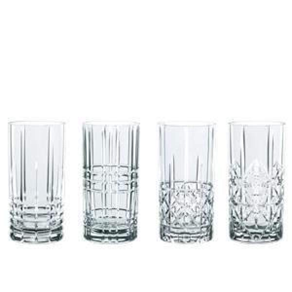 Nachtmann Highland Longdrink Glasses Set of 4 - Boutique Marie Dumas