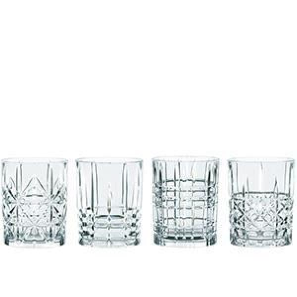 Nachtmann Highland Tumblers Set of 4 - Boutique Marie Dumas