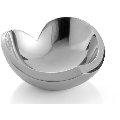 "Nambe Love Bowl 6.25"" - Boutique Marie Dumas"