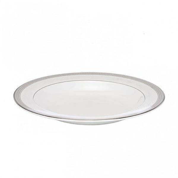 Olann Platinum Soup Bowl - Boutique Marie Dumas
