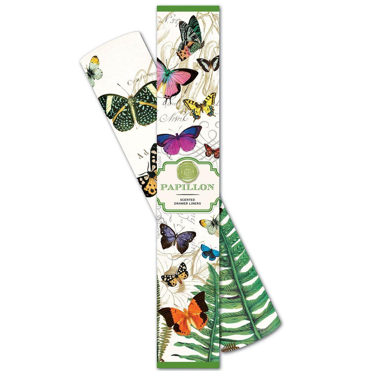 Papillon Drawer Liners - Boutique Marie Dumas
