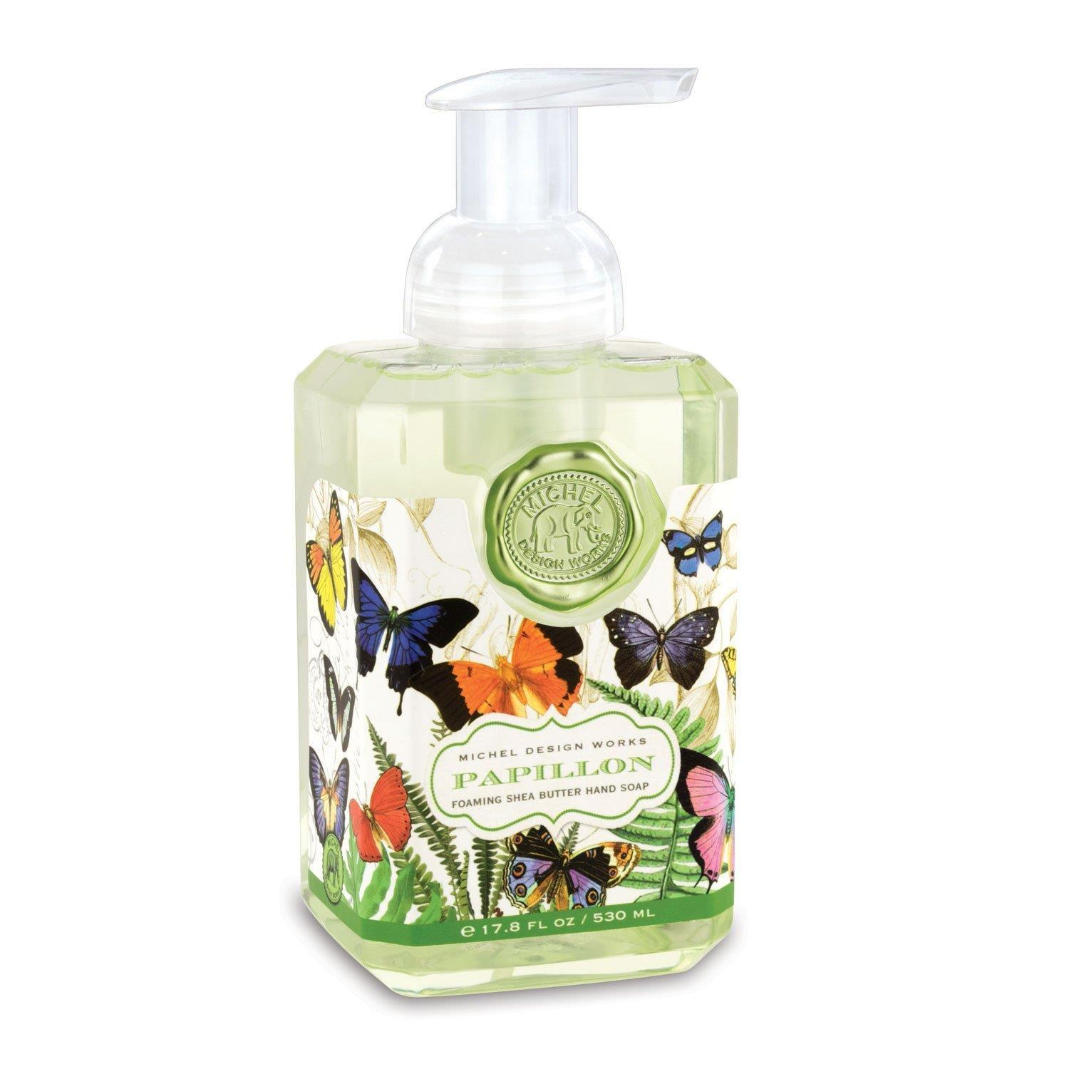 Papillon Foaming Hand Soap - Boutique Marie Dumas