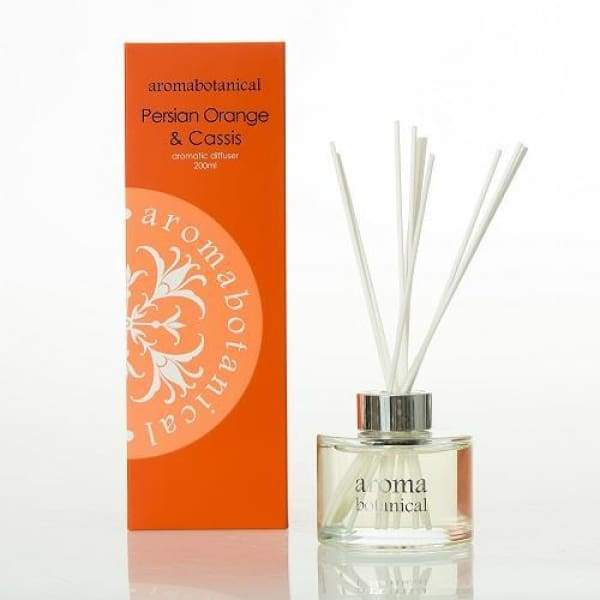 Persian Orange & Cassis Reed Diffuser - Boutique Marie Dumas