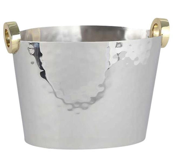 Gold Ring Wine Bucket