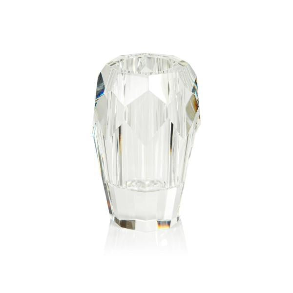 Crystal Vase Venice - Clear
