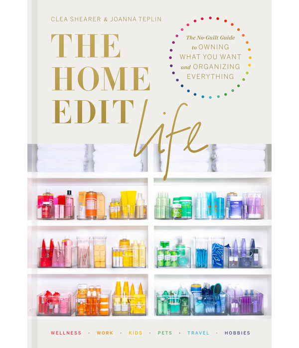The Home Edit Life Coffee Table Book
