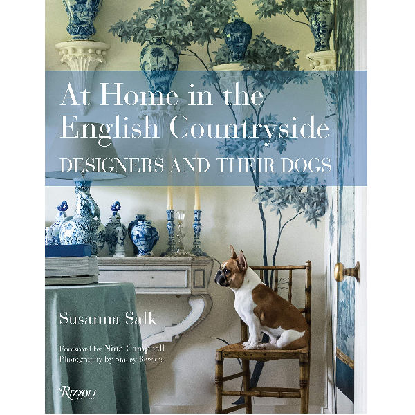 At Home in the English Countryside Coffee Table Book