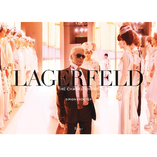 Karl Lagerfeld : The Chanel Shows Coffee Table Book