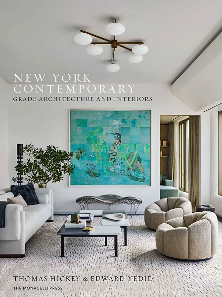 New York Contemporary : Grade Architecture and Interiors Coffee Table Book