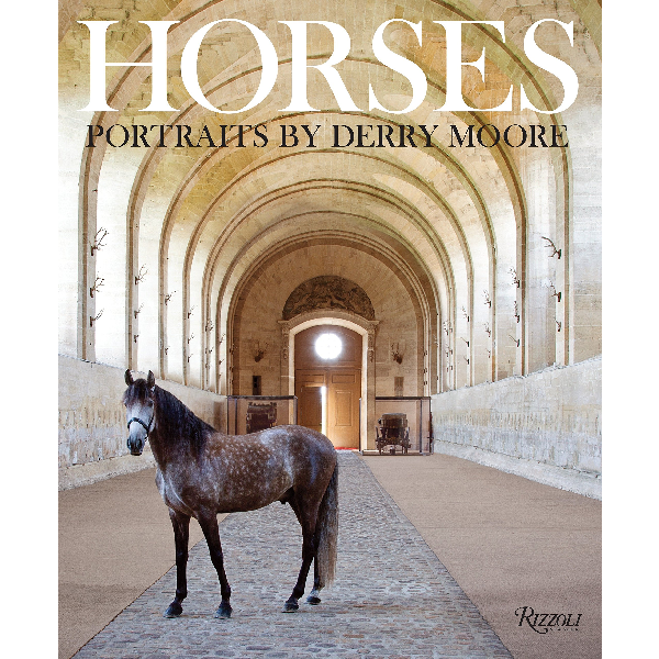 Horses : Portraits Coffee Table Book