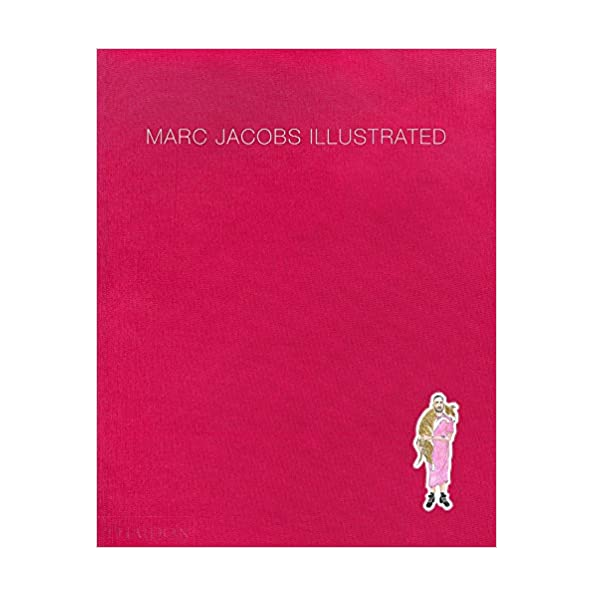 Marc Jacobs Illustrated Coffee Table Book