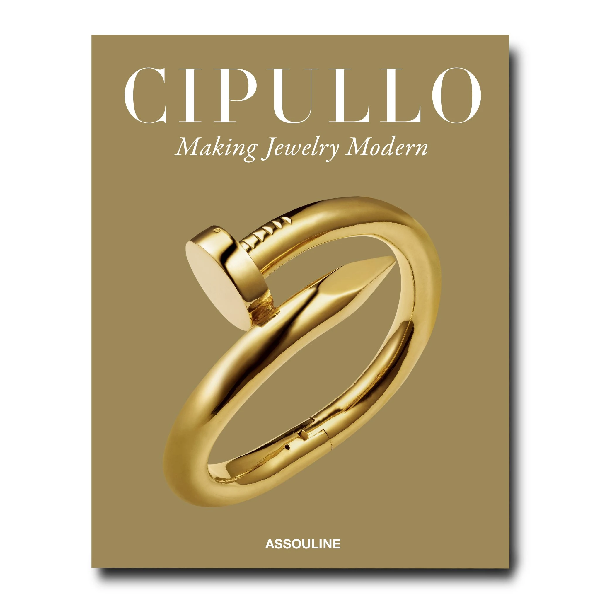 Cipullo : The Man Who Made Jewelry Modern Coffee Table Book