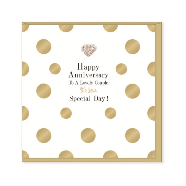 Anniversary Special Day Card