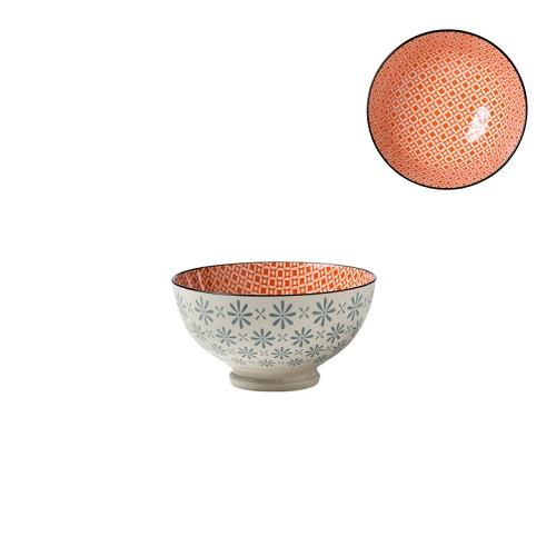 Kiri Porcelain Small Bowl Gerbera Diamond