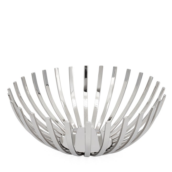 Modern Spike Stainless Steel Bowl
