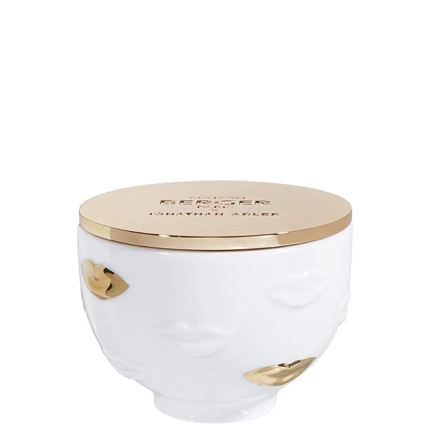 Jonathan Adler Muse Gilded Candle by Maison Berger