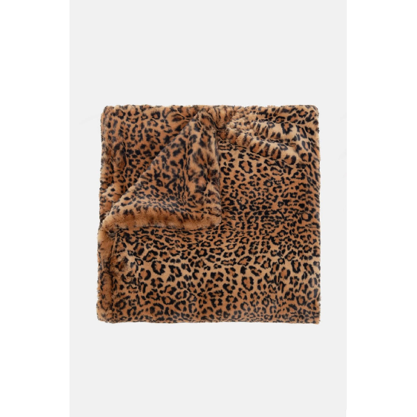 Faux Fur Leopard Special Edition - Small