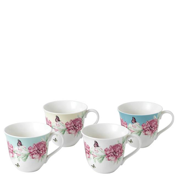 Miranda Kerr Friendship Set of 4 Everyday Mugs