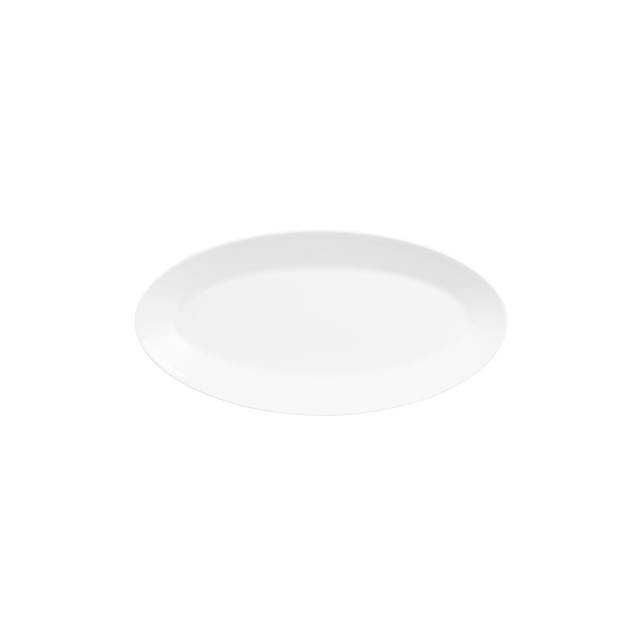 Jasper Conran White Bone China Oval Platter
