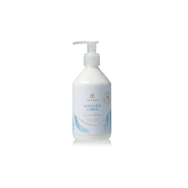 Thymes Washed Linen - Hand Lotion