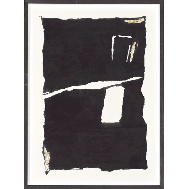 Abstract in Black I