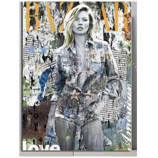 Wall Art Kate Moss