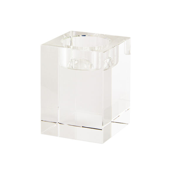 Crystal Candle Holder - Medium