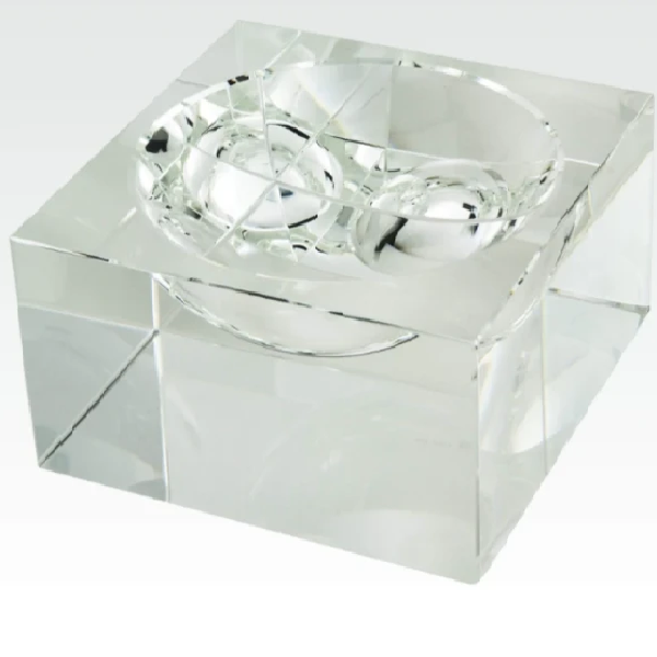 Crystal Centerpiece Bowl - Large