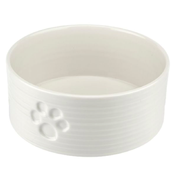 Sophie Conran White Pet Bowl 6""