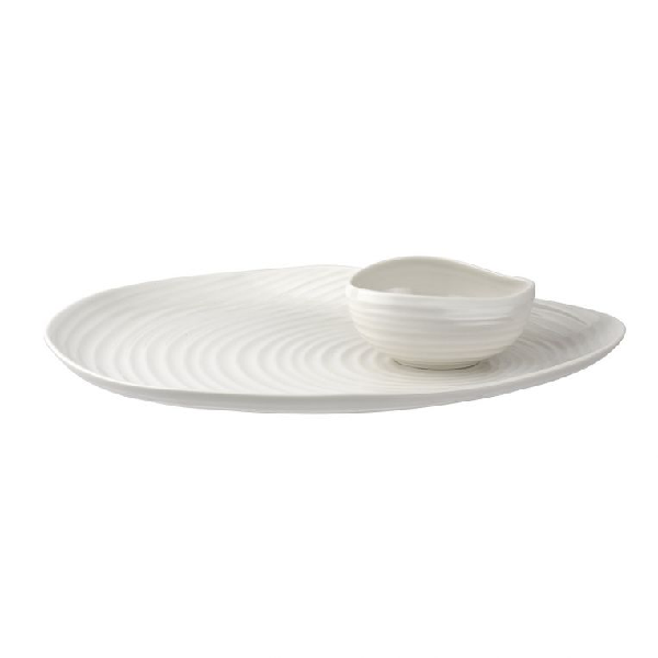 Sophie Conran Shell Shaped Platter & Bowl