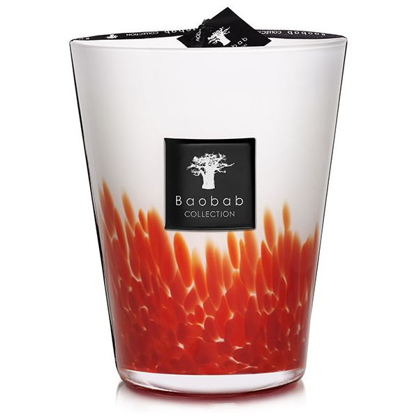 Baobab Collection Large Feathers Maasai Candle