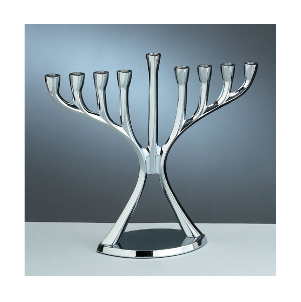 Small Modern Menorah