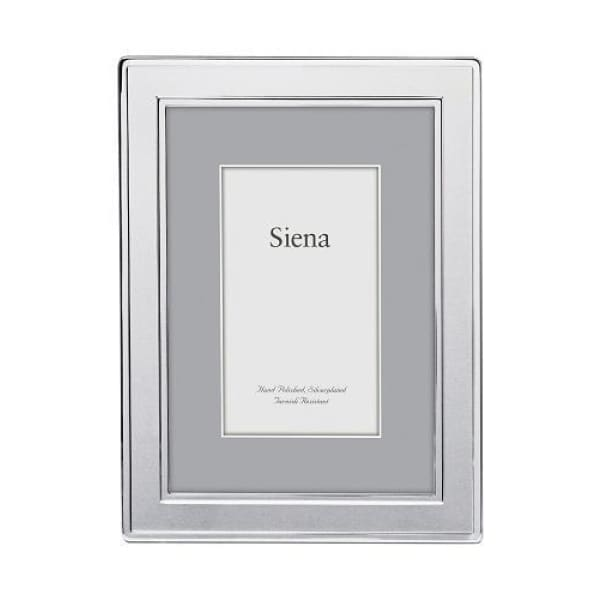Siena Double Border Plain 5x7 Frame - Boutique Marie Dumas