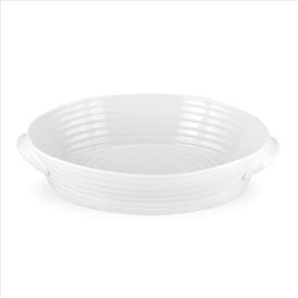 Sophie Conran Medium Handled Oval Roasting Dish - Boutique Marie Dumas