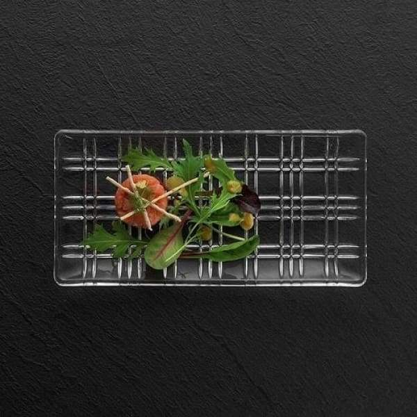 Square Platter Rectangular 28cm - Boutique Marie Dumas