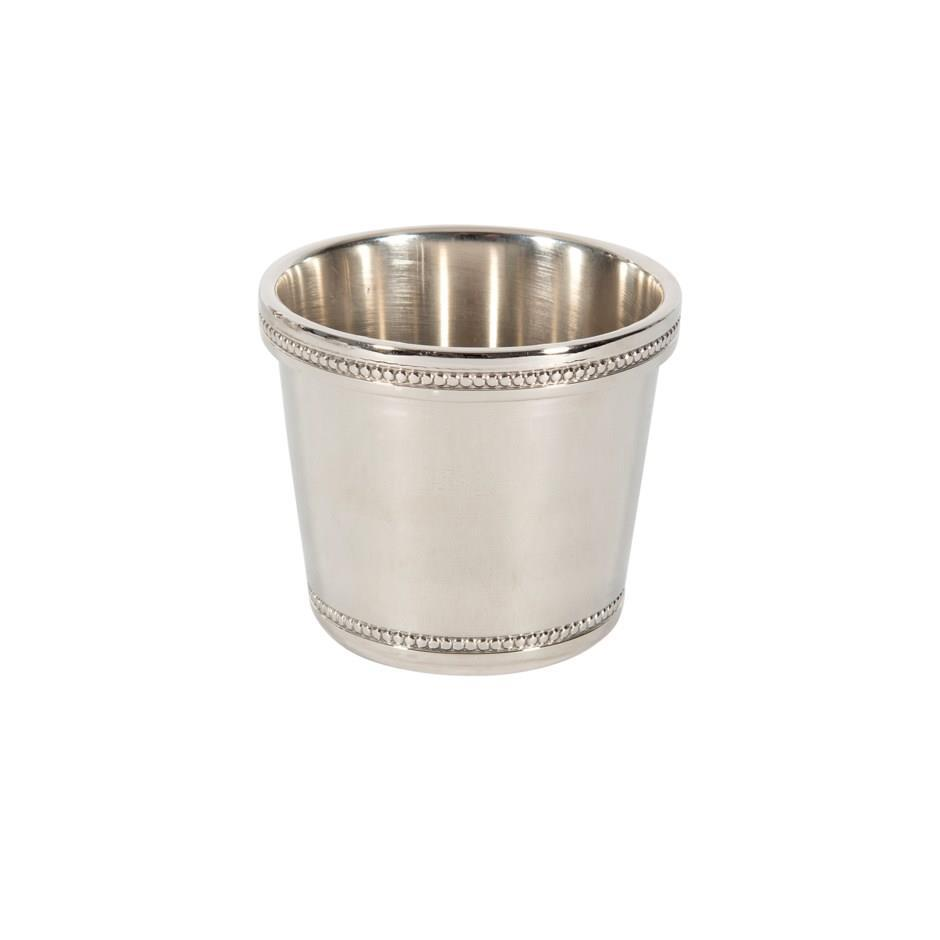 Stainless Steel Planter 4X3 - Boutique Marie Dumas