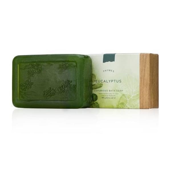 Thymes Eucalyptus - Bar Soap - Boutique Marie Dumas
